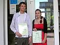 Ocenenie najlepších žiakov 2011